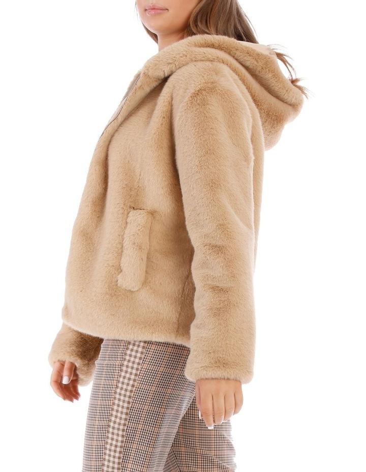 Whatever Fur Jacket image 2