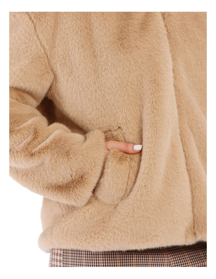 Whatever Fur Jacket image 4