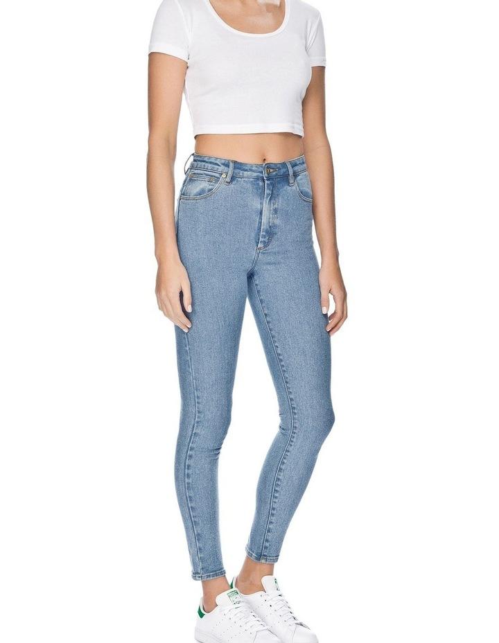 A. High Skinny Jean image 6