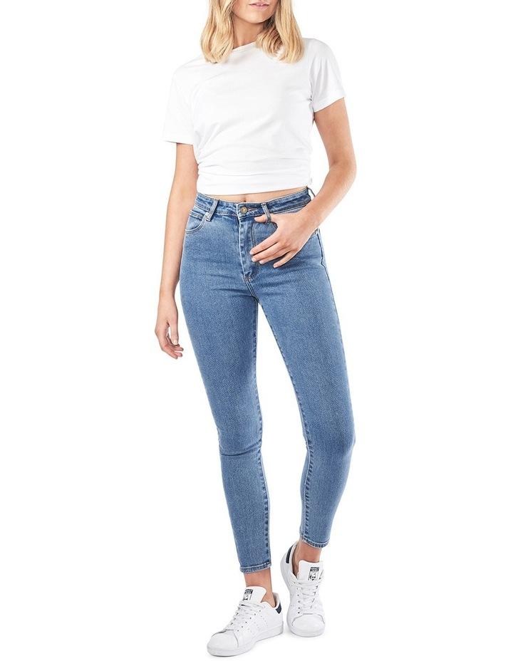 High Skinny Jean image 4