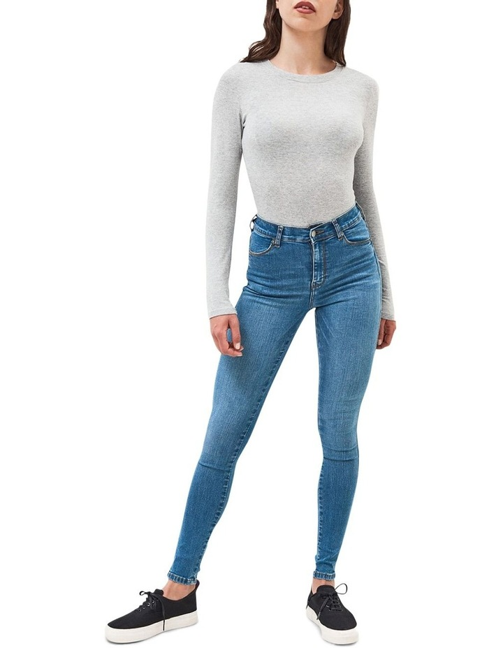 Lexy High Rise Super Stretch Jean image 3