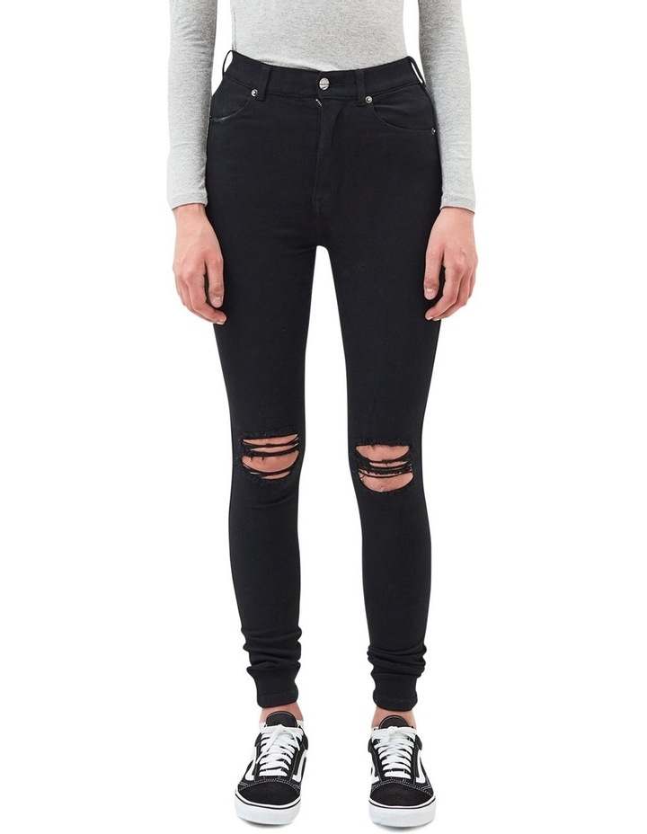 MOXY SKY HIGH RISE SUPER STRETCH JEAN image 1