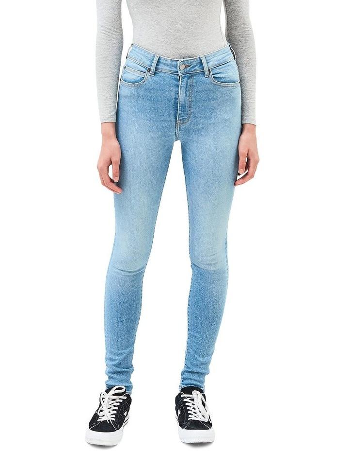 Erin High Rise Stretch Jean image 1