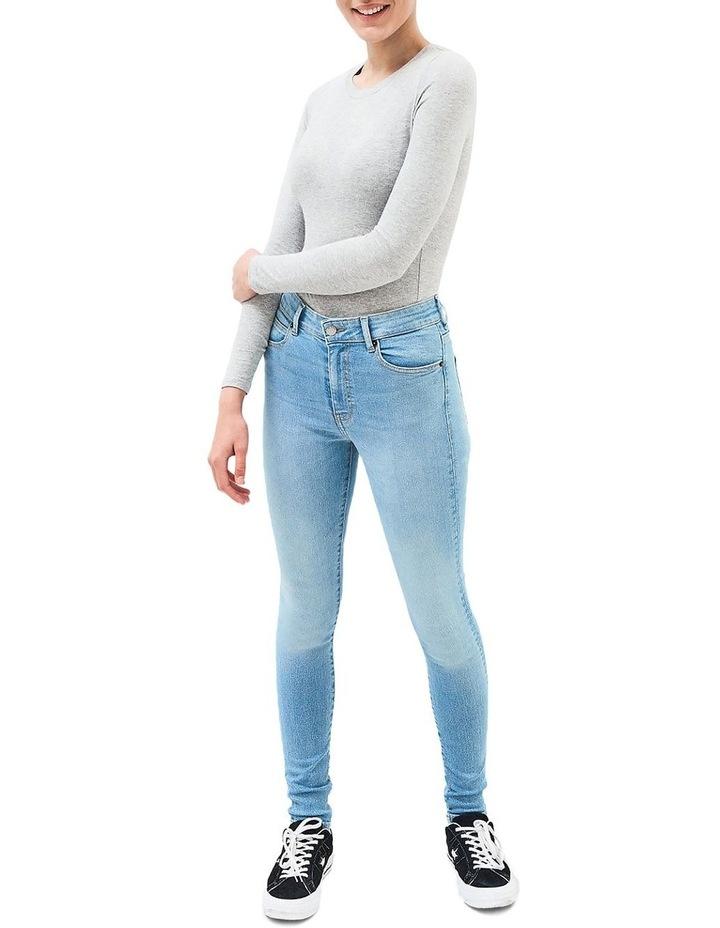 Erin High Rise Stretch Jean image 3