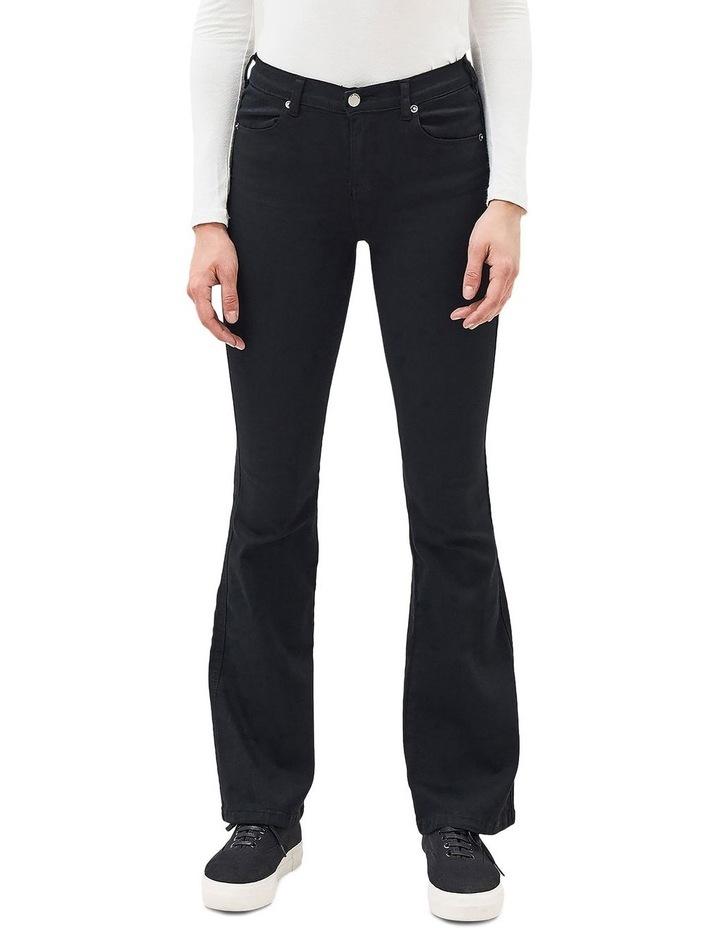 Soniq Mid Stretch Flare Jean image 1