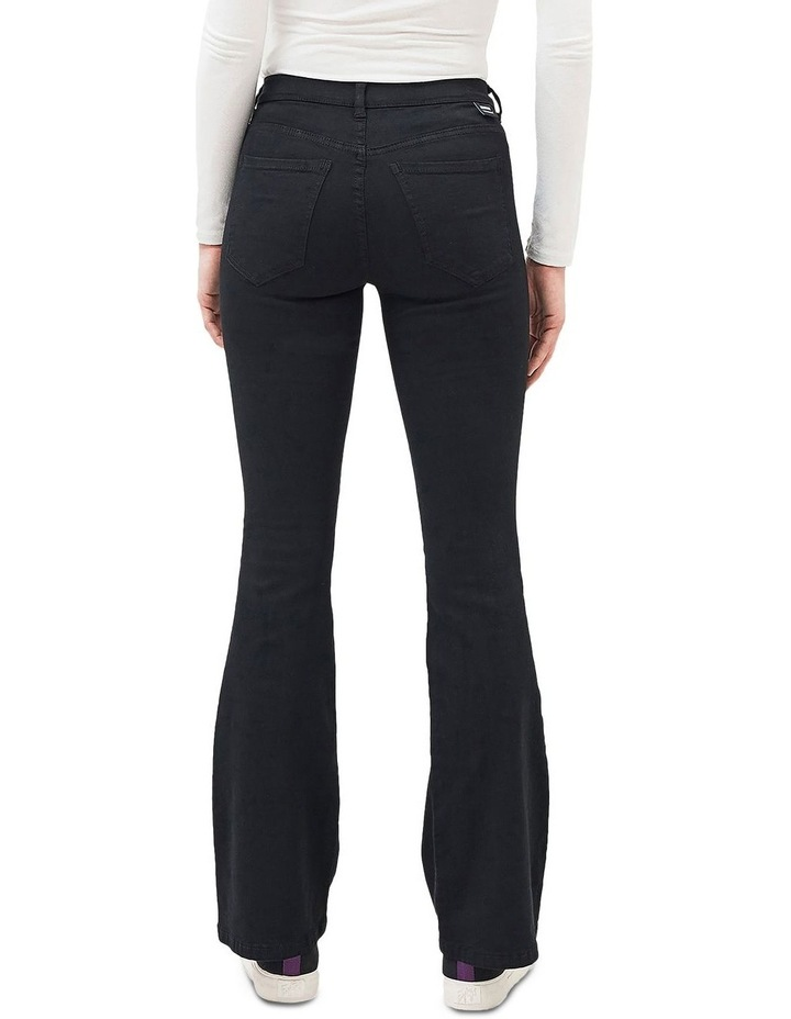 Soniq Mid Stretch Flare Jean image 2