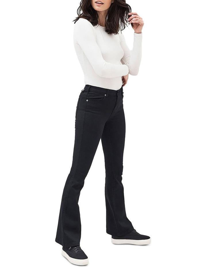 Soniq Mid Stretch Flare Jean image 3