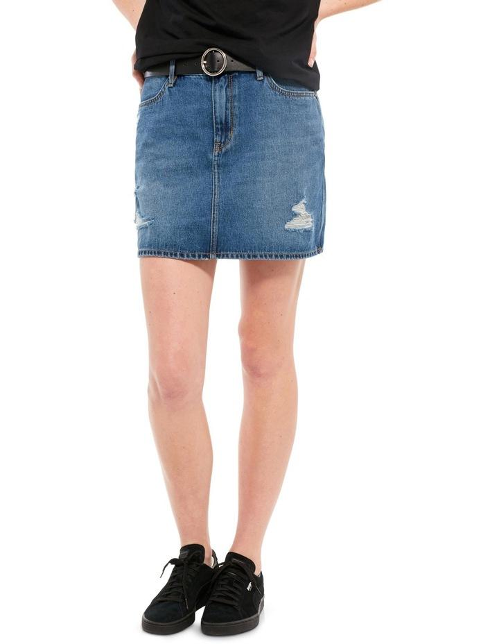 Girlfriend Skirt Fleetwood Blue image 1