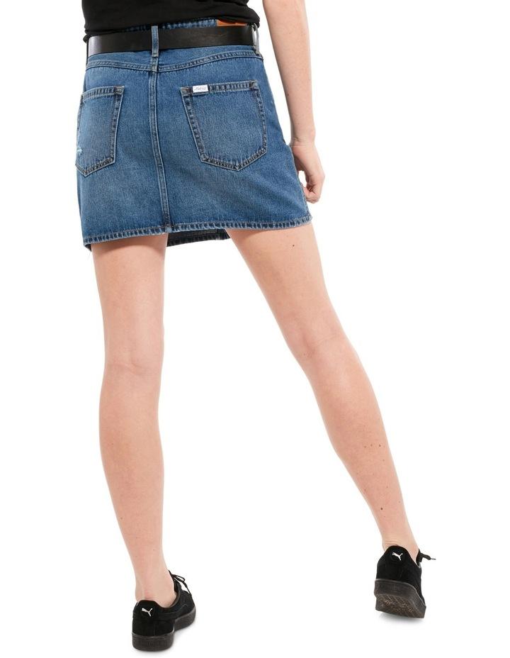 Girlfriend Skirt Fleetwood Blue image 2