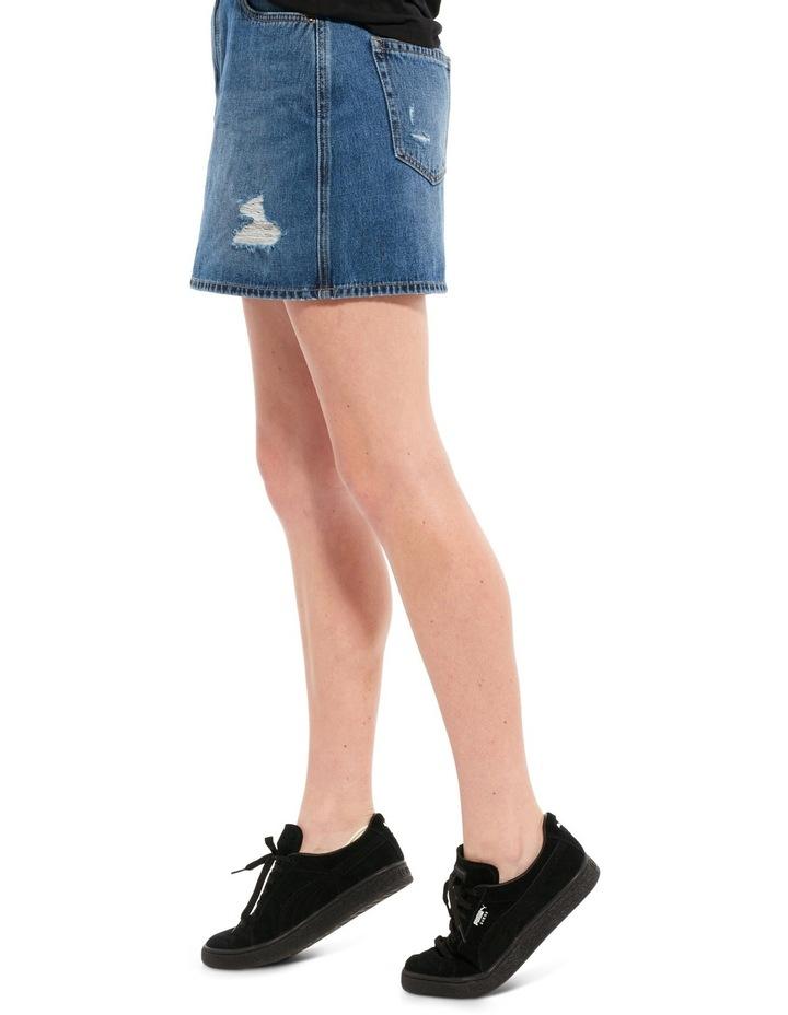 Girlfriend Skirt Fleetwood Blue image 3