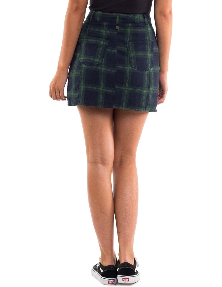 JULIA PLAID SKIRT image 2