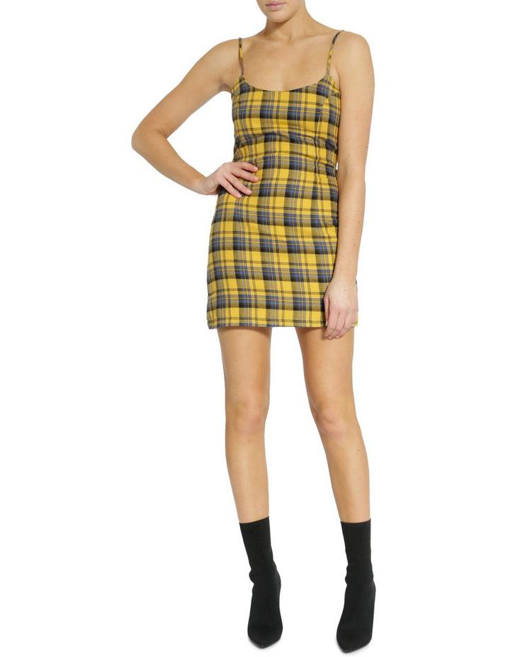 LUST CHECK DRESS image 1