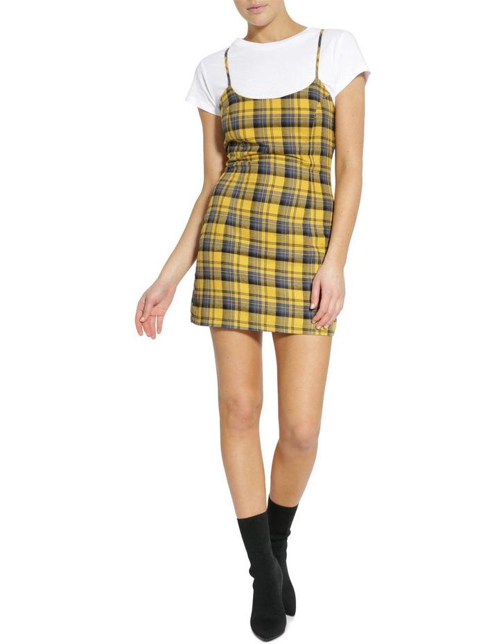 LUST CHECK DRESS image 4