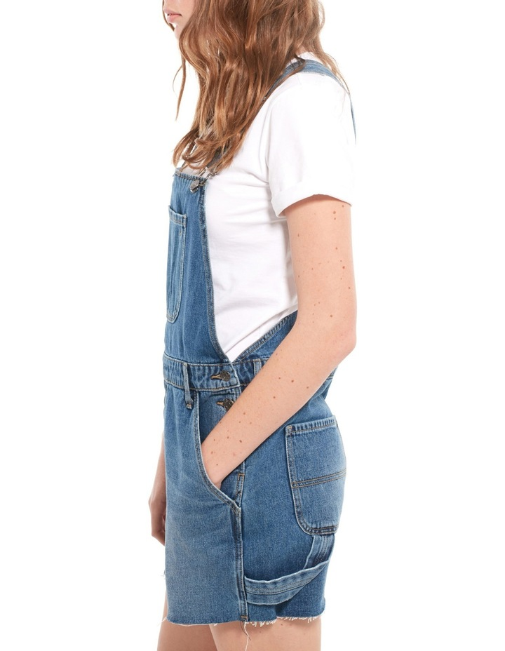 Dungaree Short Fleetwood Blue image 3