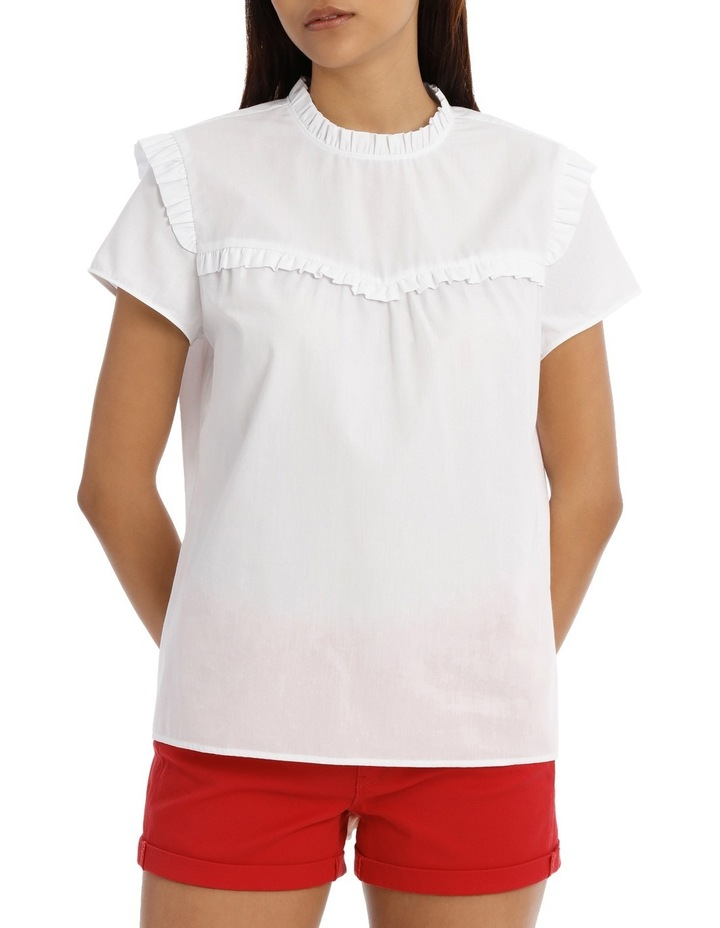 Ozzy Small Frill Top image 1