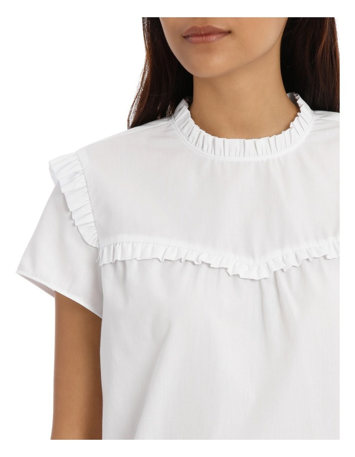 Ozzy Small Frill Top image 4
