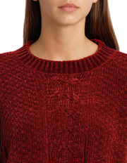 Milk & Honey - Chenielle Cable Jumper