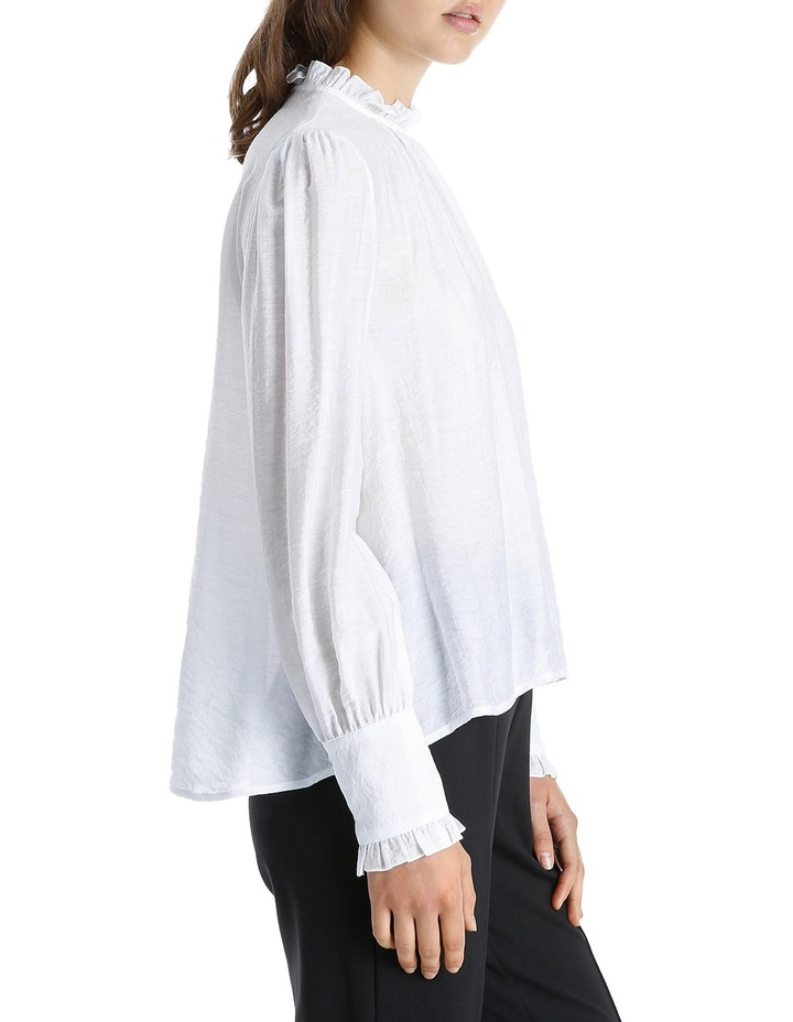 Ruffle Neck Blouse image 2