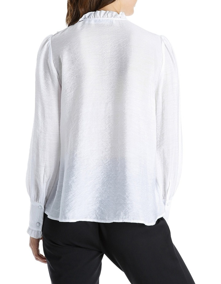 Ruffle Neck Blouse image 3