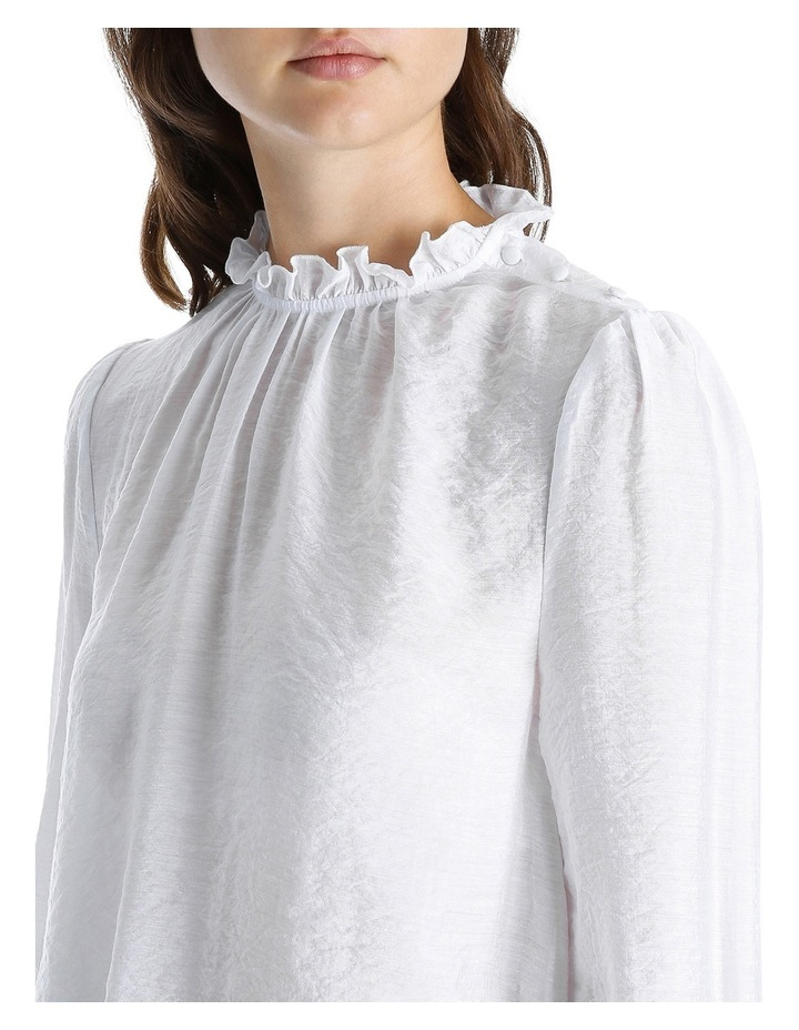 Ruffle Neck Blouse image 4