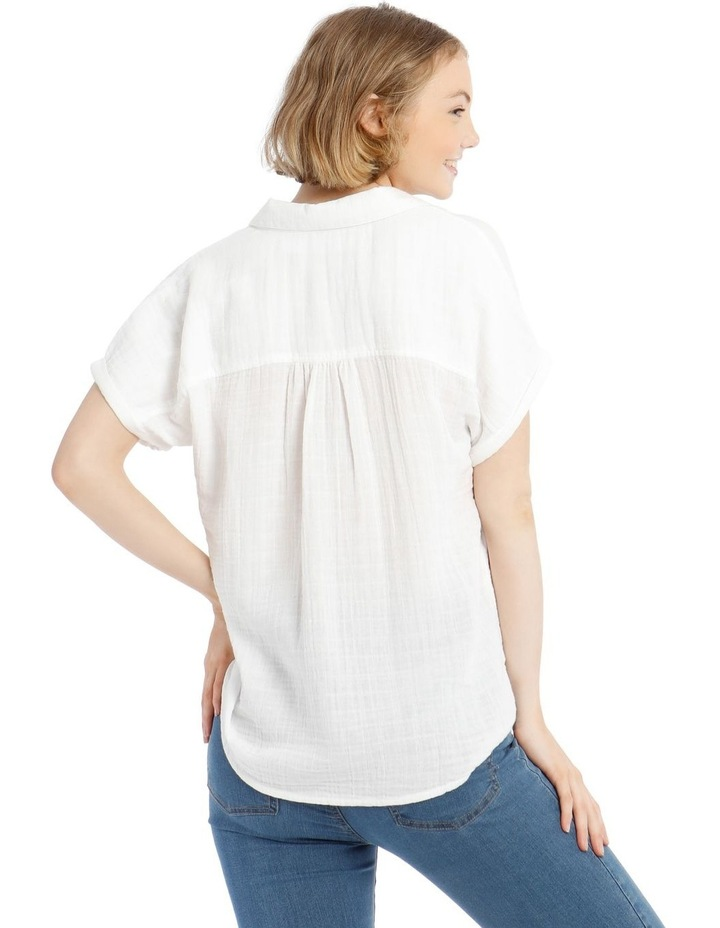 Relaxed Cotton Shirt image 3