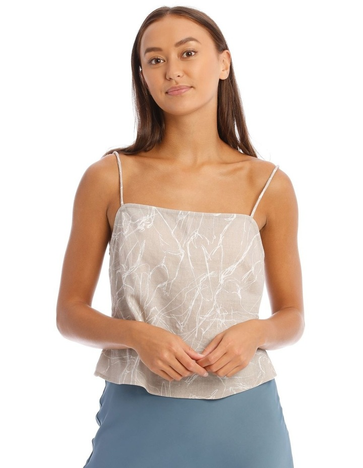 Square Neck Cami image 1