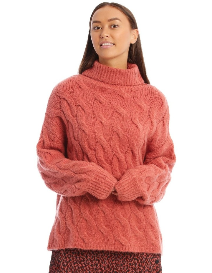 Oversized Cable Jumper image 1