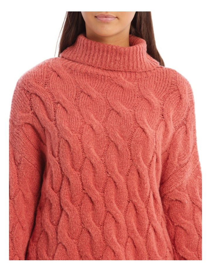 Oversized Cable Jumper image 4