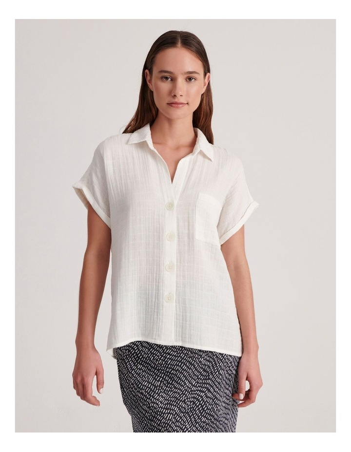 Double Cheesecloth Shirt image 1
