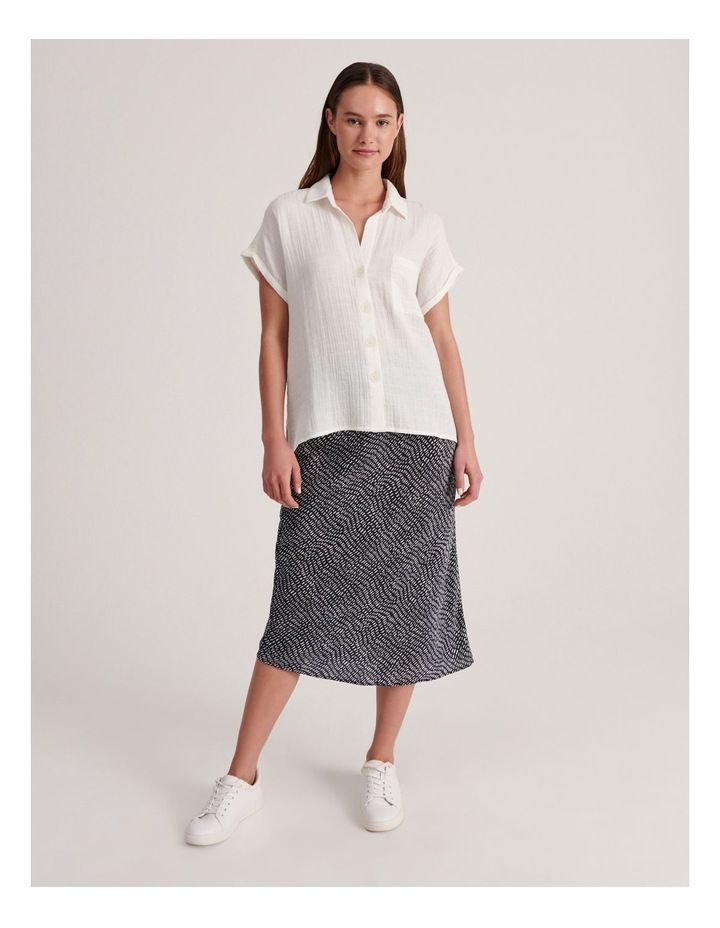 Double Cheesecloth Shirt image 6