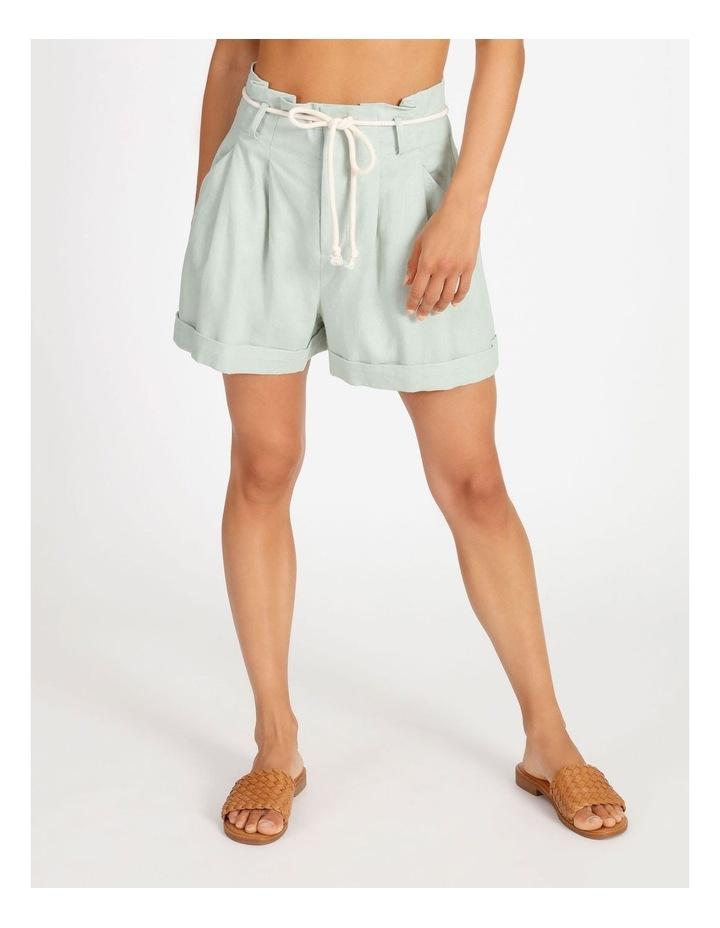 Tie Waist Shorts image 1