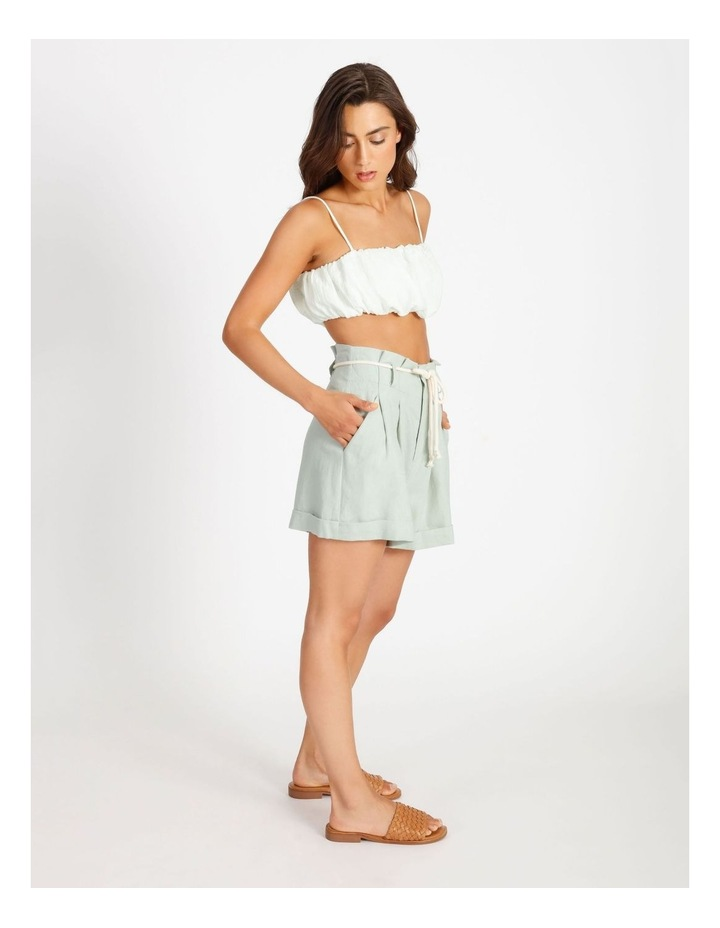 Tie Waist Shorts image 2