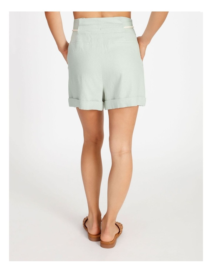 Tie Waist Shorts image 3