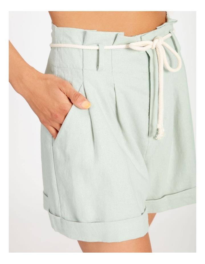 Tie Waist Shorts image 4