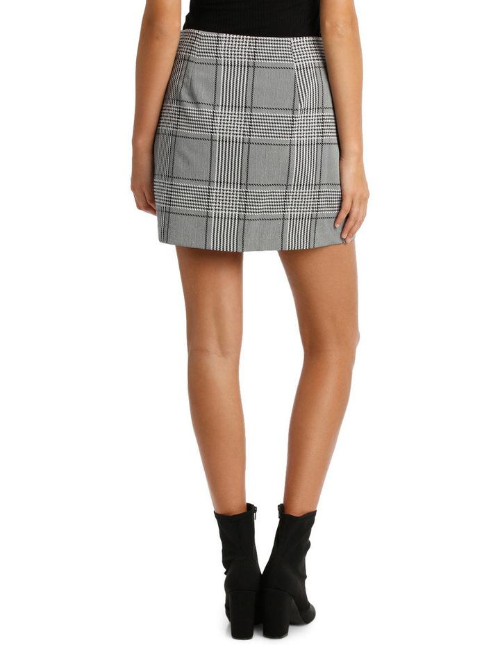 Stevie Lace Up Mini Skirt image 3