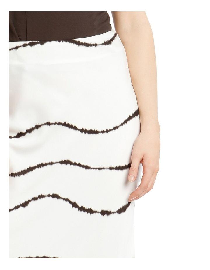 Soft Bias Cut Midi Skirt image 4