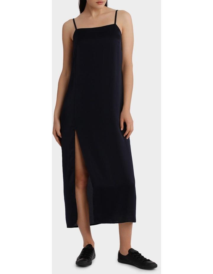 Bib Front Slip Dress image 1