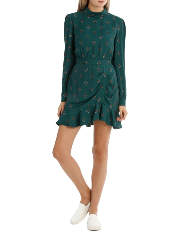 Isabel Stand Neck Dress image 1