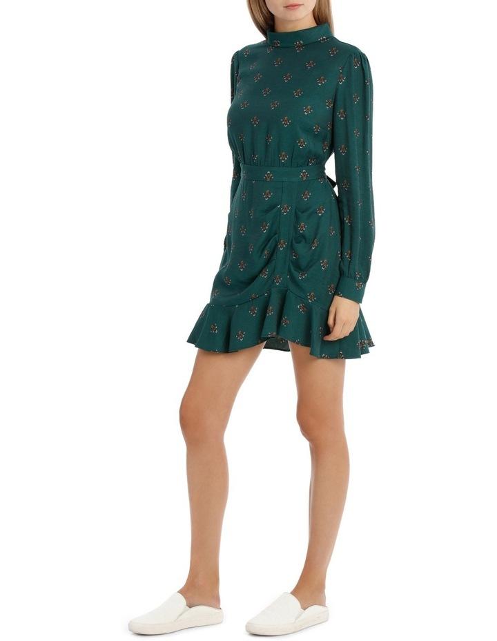 Isabel Stand Neck Dress image 2
