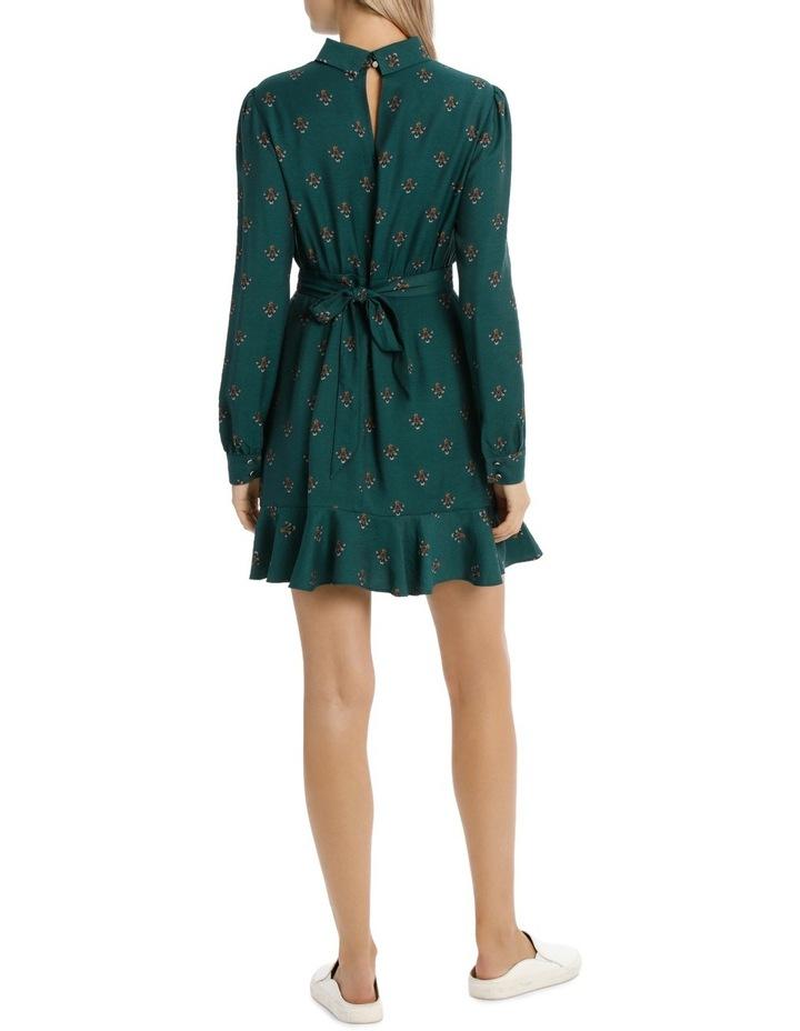 Isabel Stand Neck Dress image 3