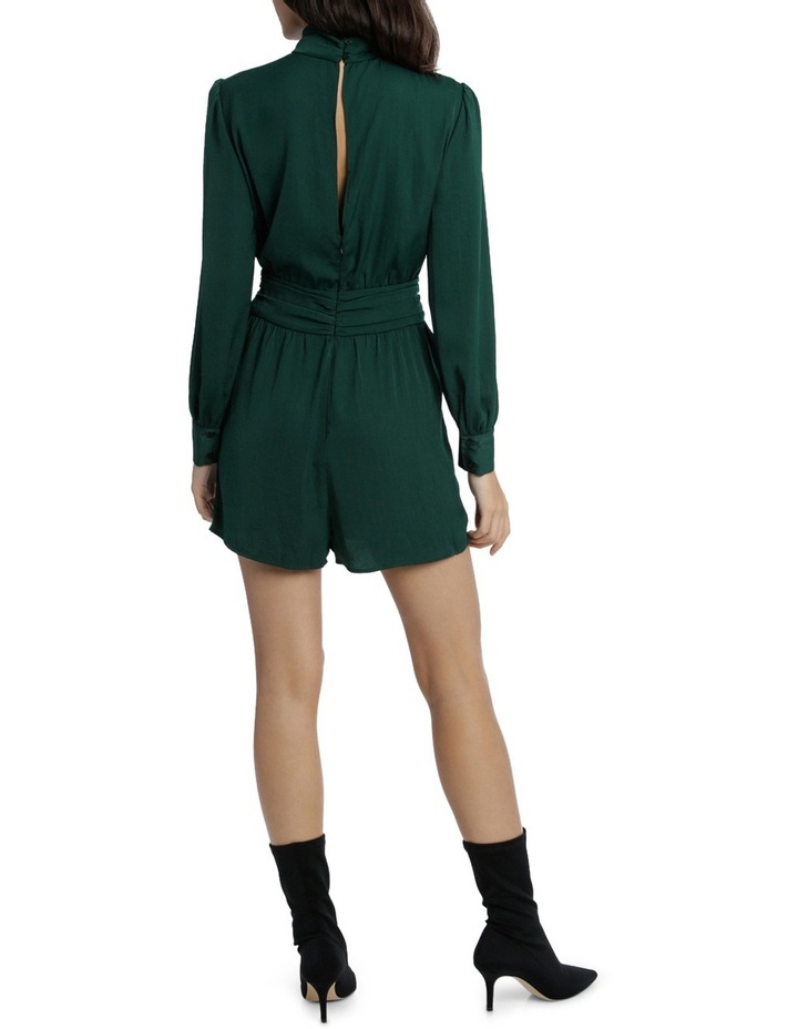 Split Front Playsuit image 3