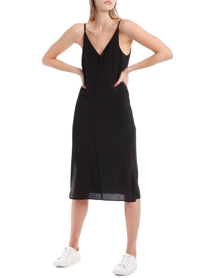 V-Neck Slip Dress image 1