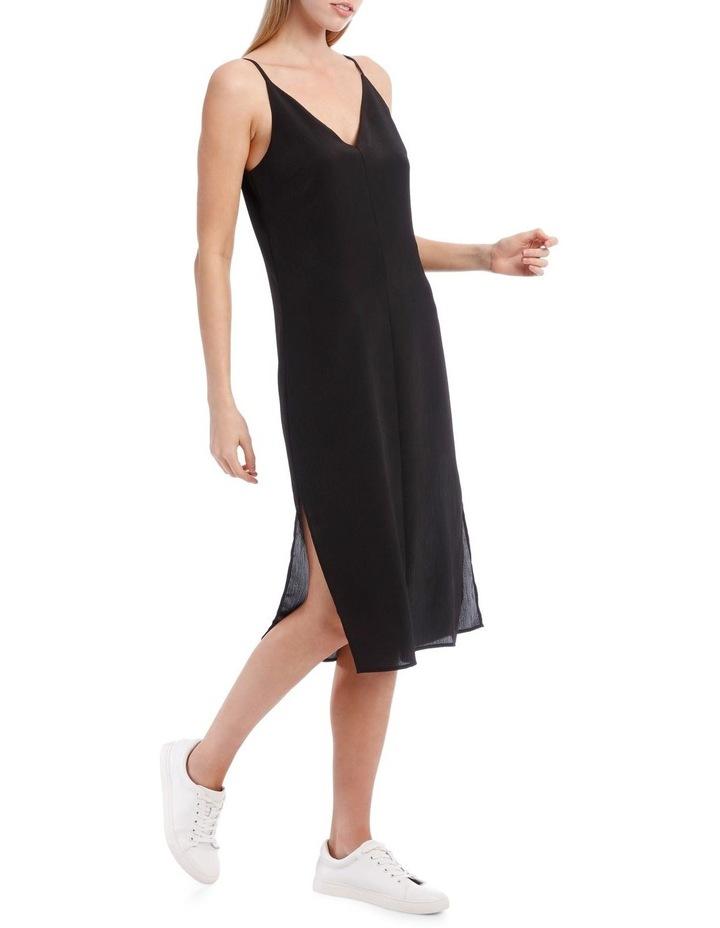 V-Neck Slip Dress image 2