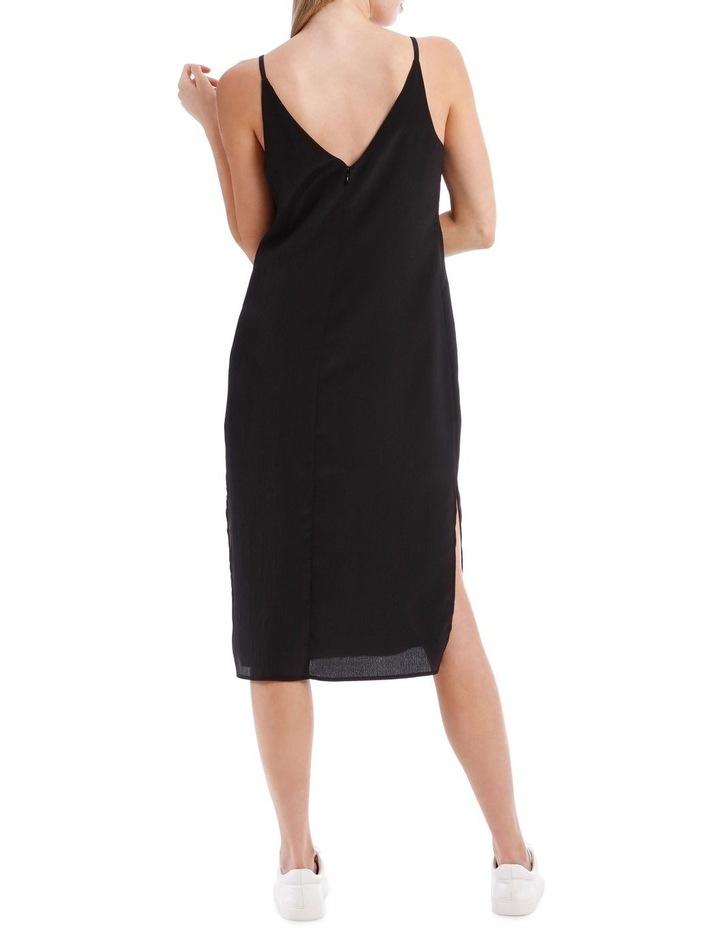 V-Neck Slip Dress image 3