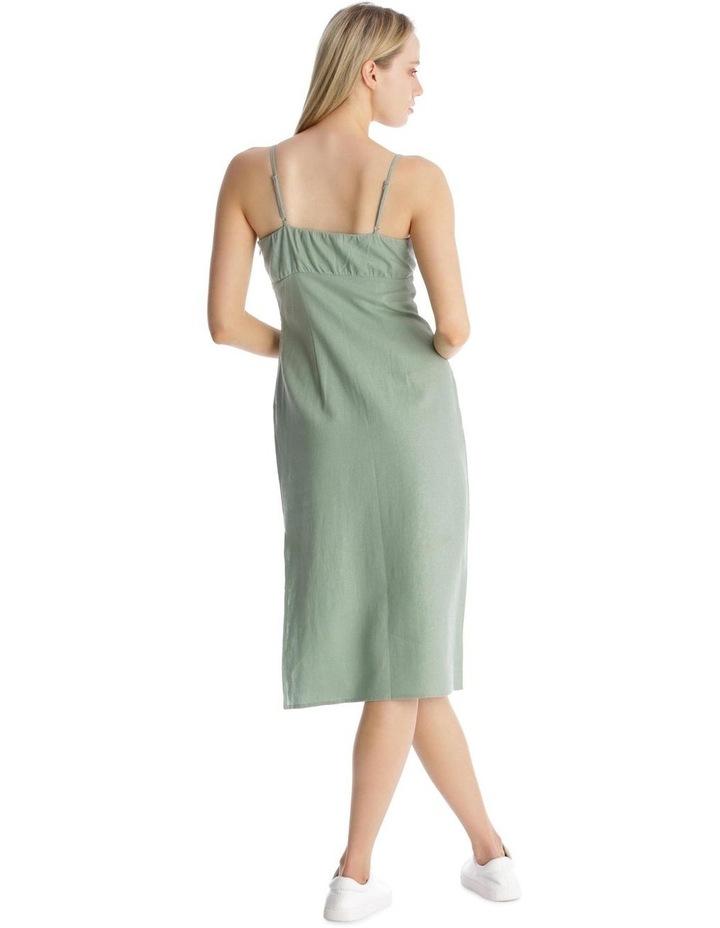 Gather Bust Dress image 3