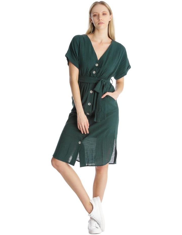 Utility Shirt Dress image 1
