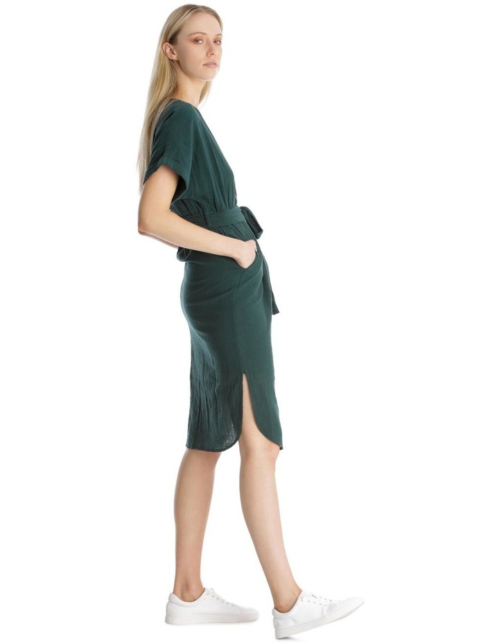 Utility Shirt Dress image 2