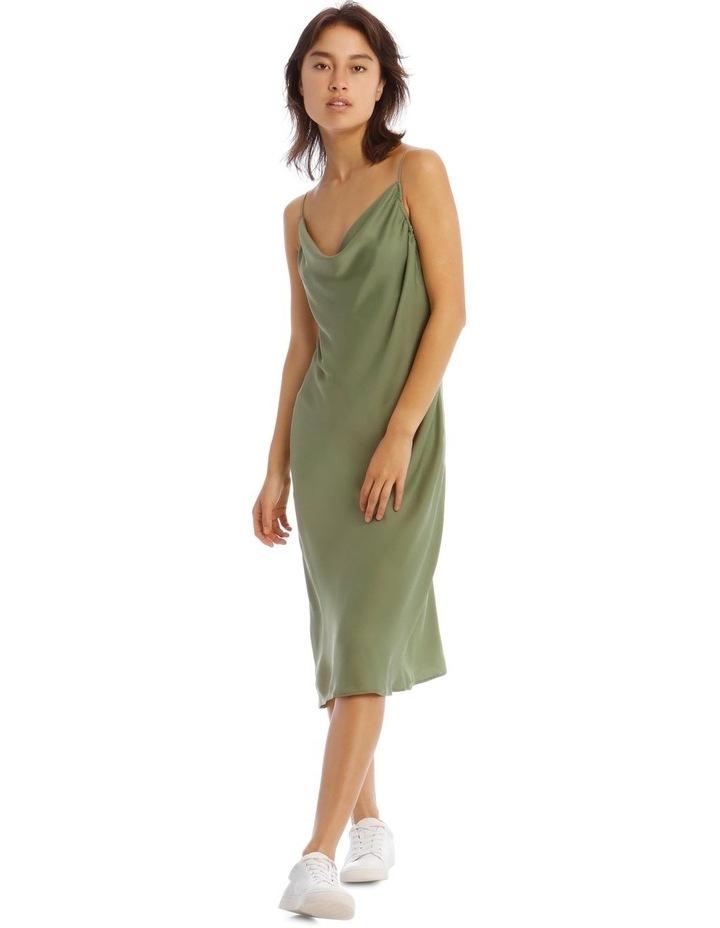 Bay Leaf Slip Dress image 1