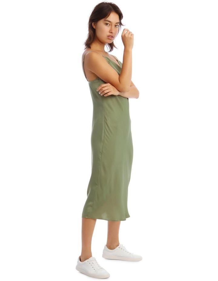 Bay Leaf Slip Dress image 2
