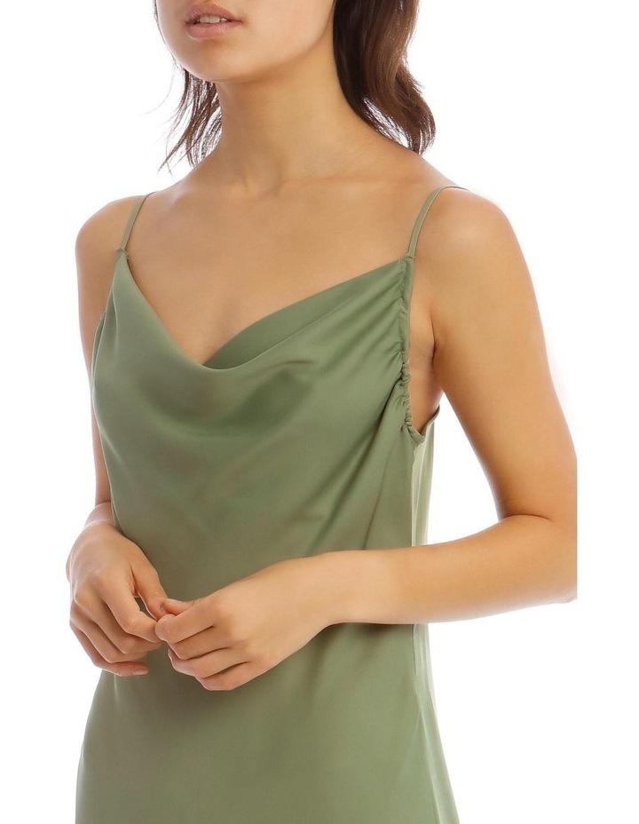 Bay Leaf Slip Dress image 4
